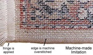 machine made rug